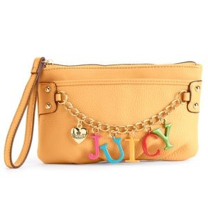 NWT Juicy Couture Candy Coated Wristlet